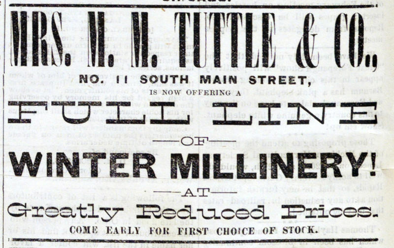 Mrs. M. M. Tuttle & Co. image
