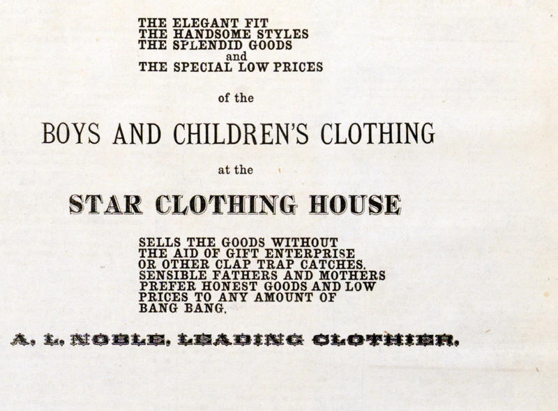 Boys And Children's Clothing image