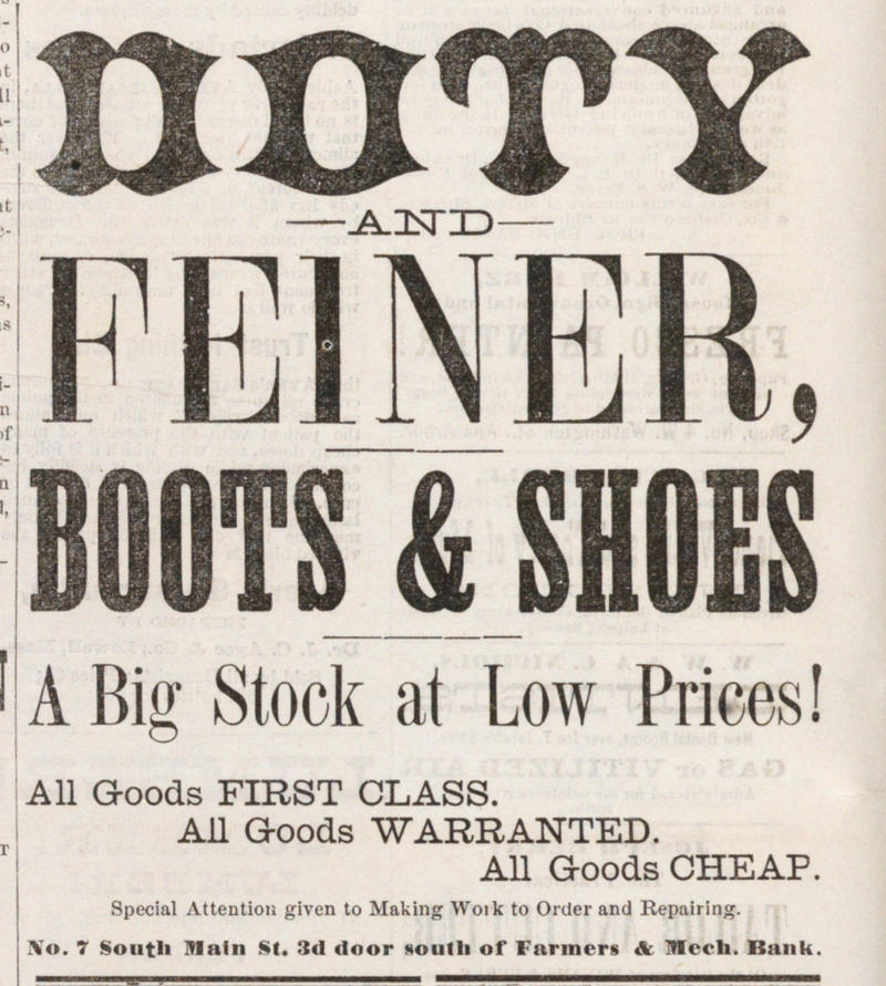Boots & Shoes image