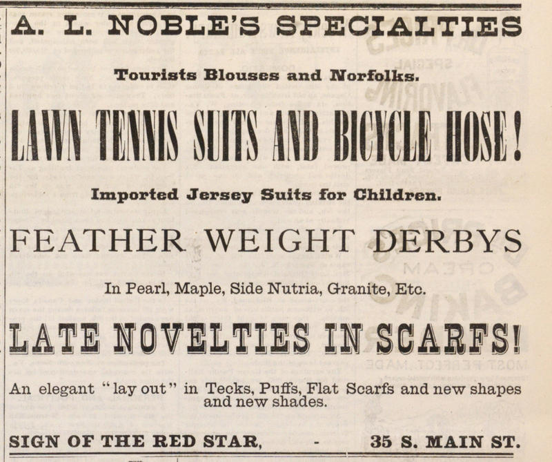 A. L. Noble's Specialities image