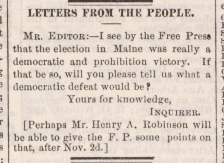 Letters From The People image