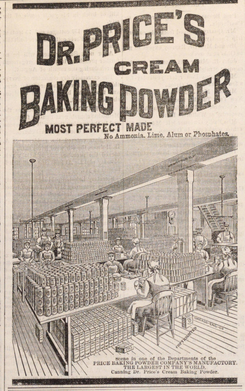 Dr. Price's Cream Baking Powder image