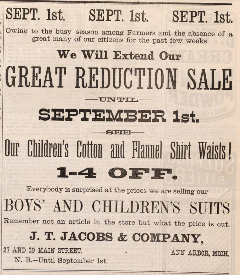 Great Reduction Sale image