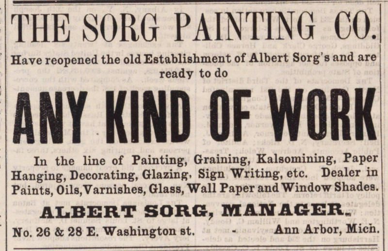 The Sorg Painting Co. image