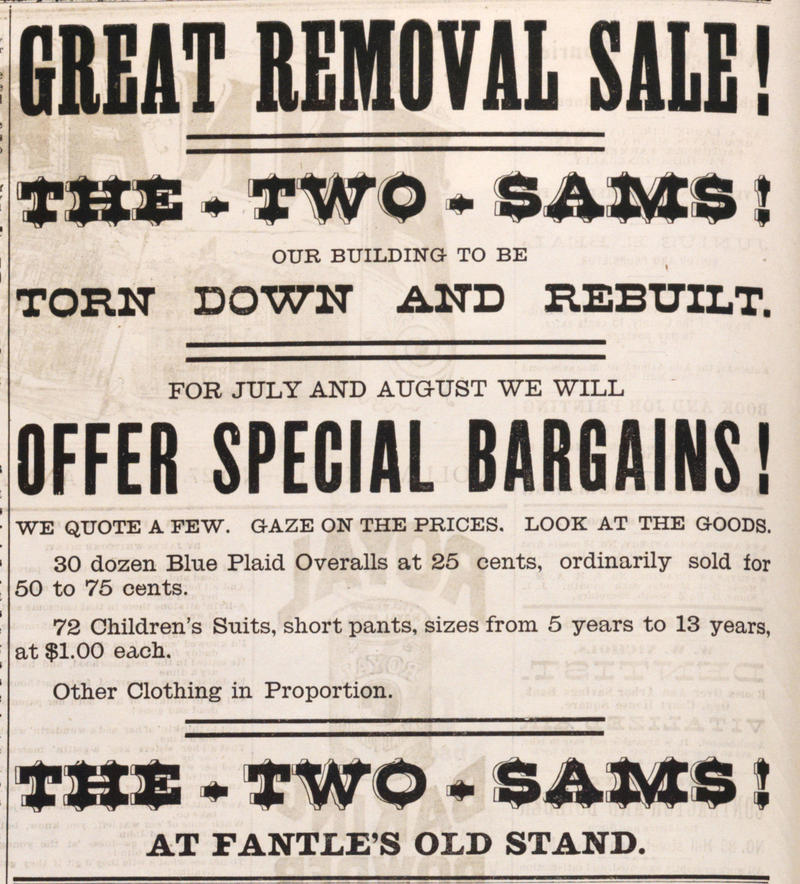 Great Removal Sale! image