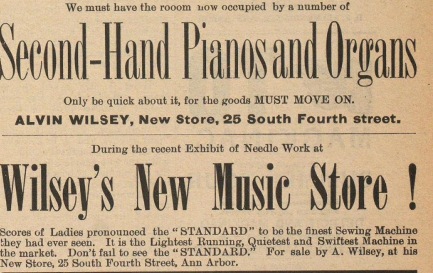 Second-hand Pianos And Organs image