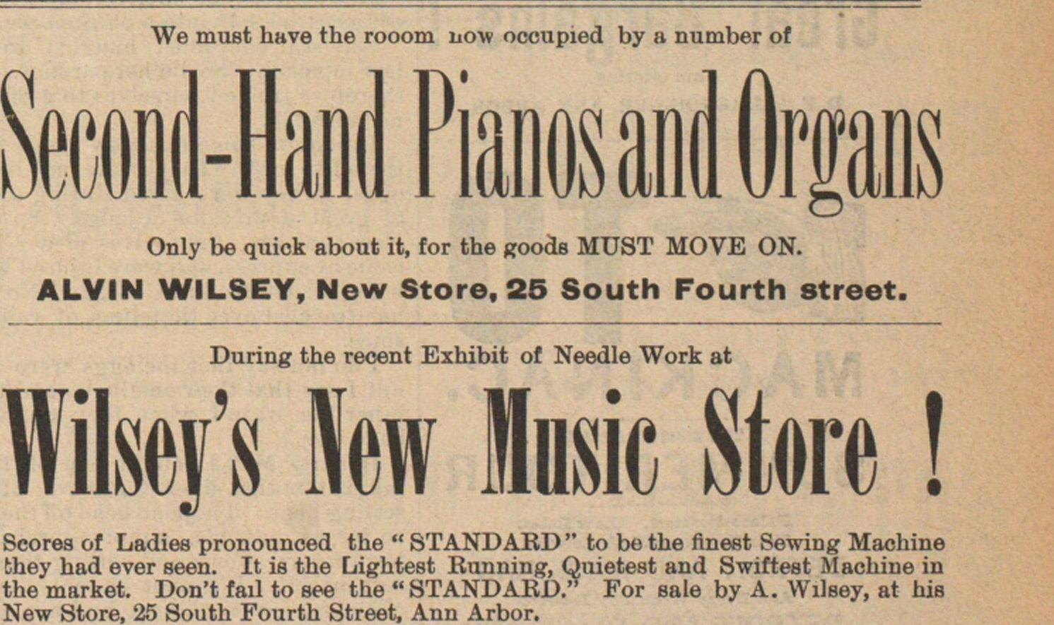 Second - Hand Pianos And Organs image