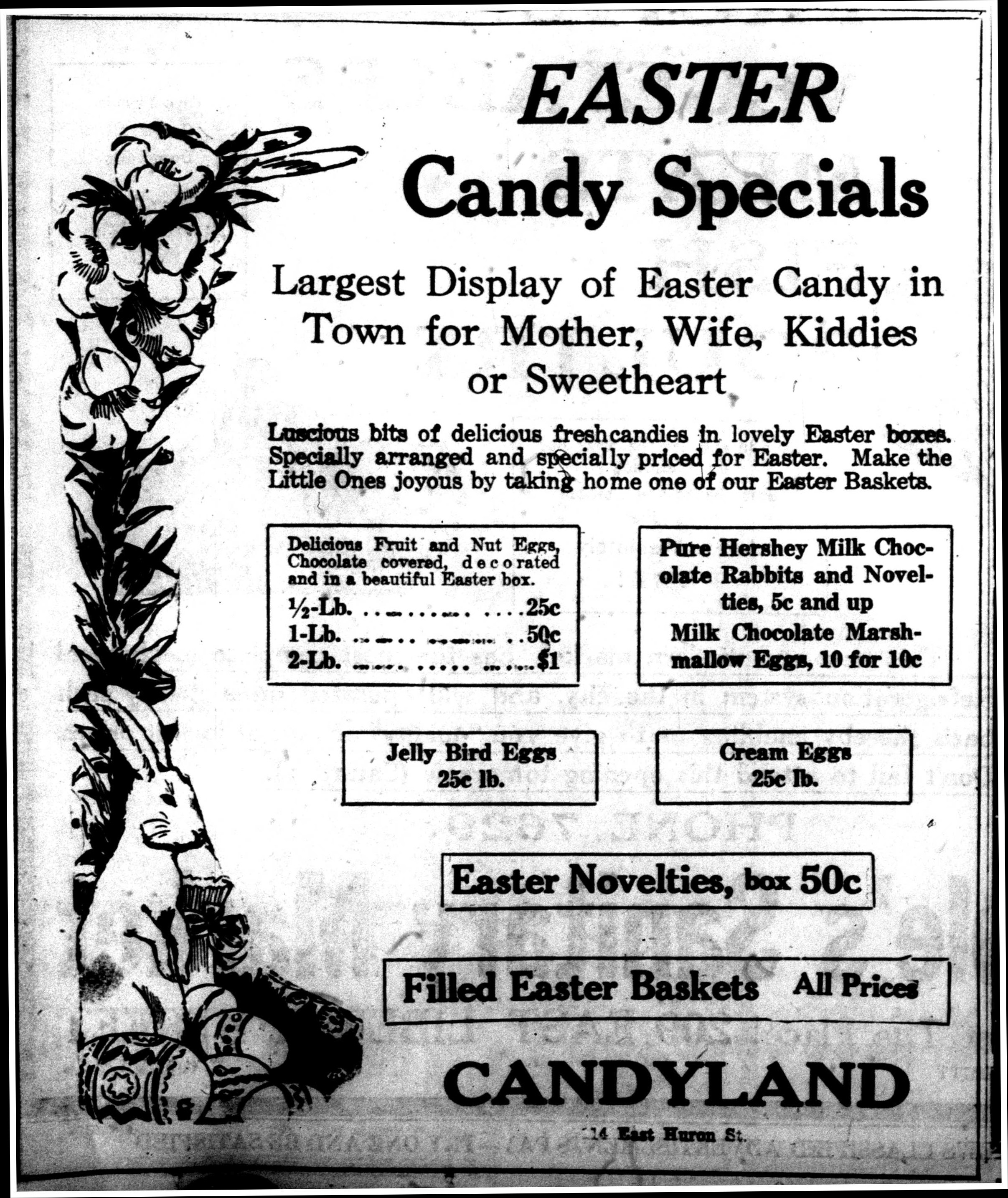 Easter Candy Specials image