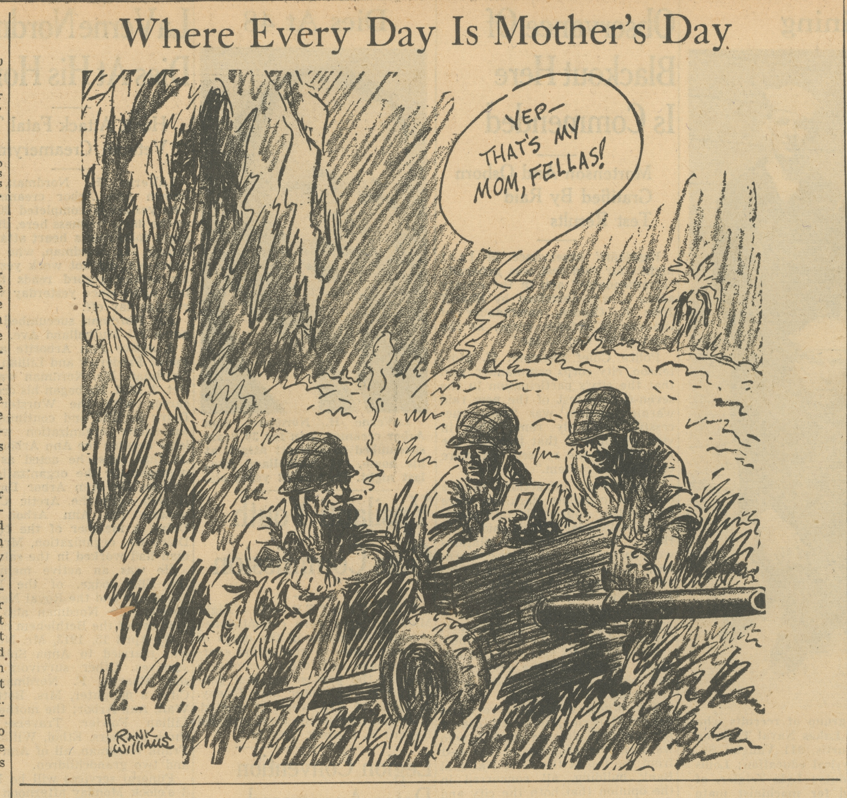 Where Every Day Is Mother's Day image