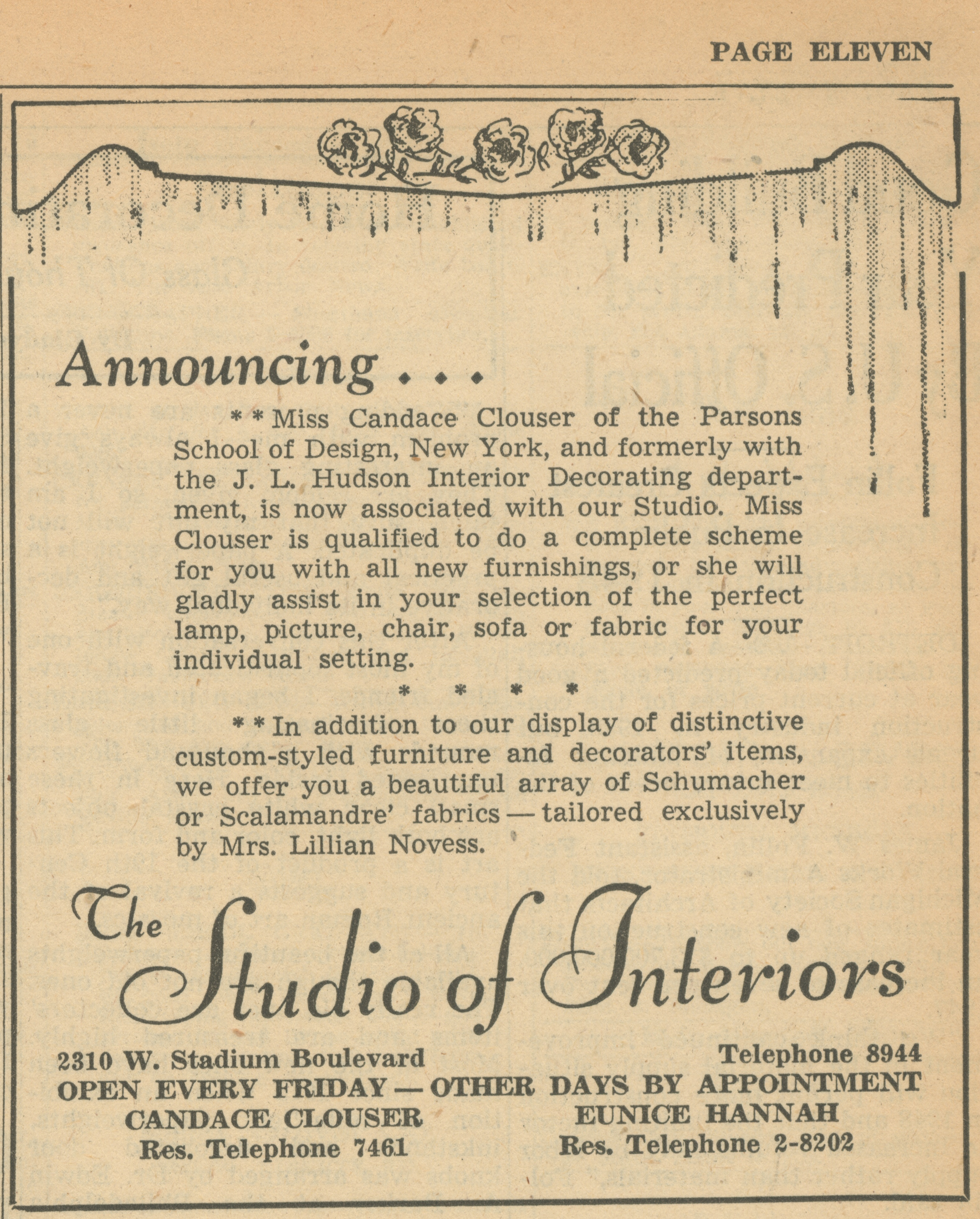 The Studio of Interiors image