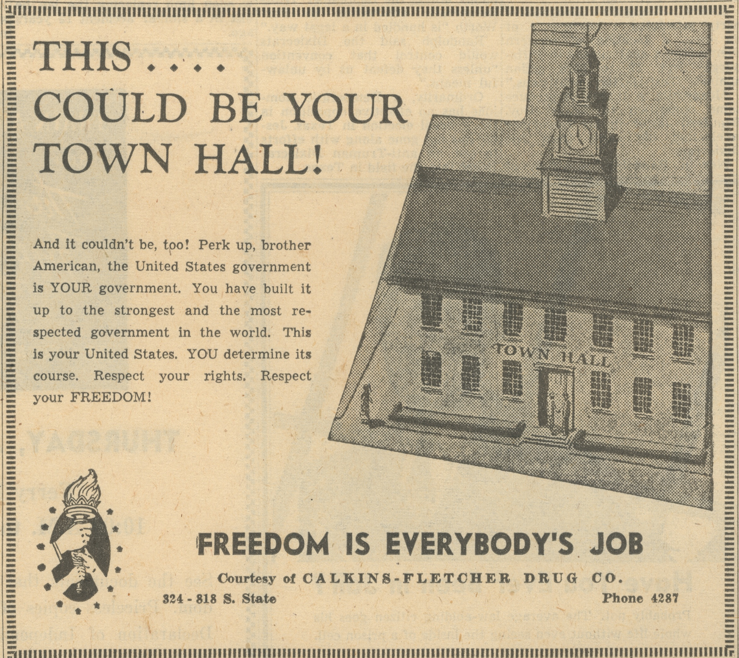 This . . . Could Be Your Town Hall! image