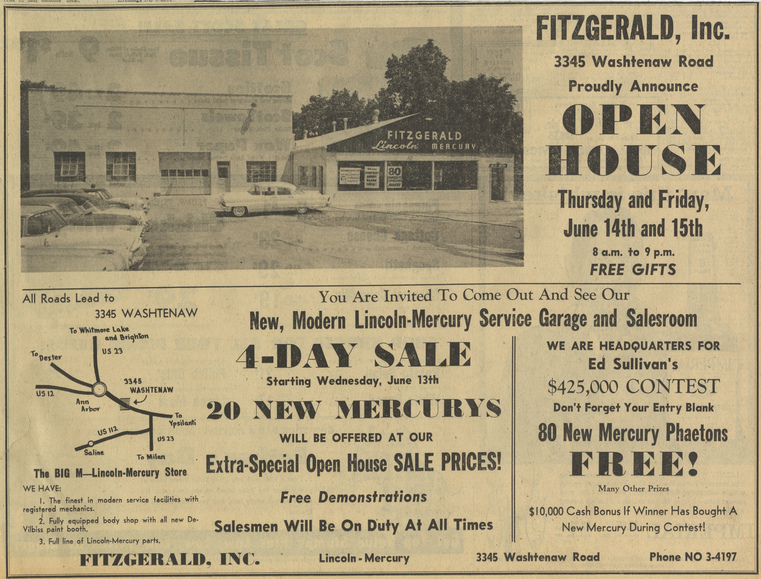 Fitzgerald, Inc Open House image