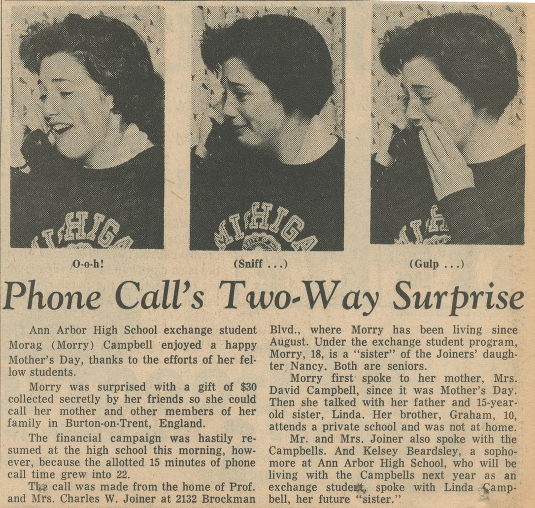 Phone Call's Two-Way Surprise image