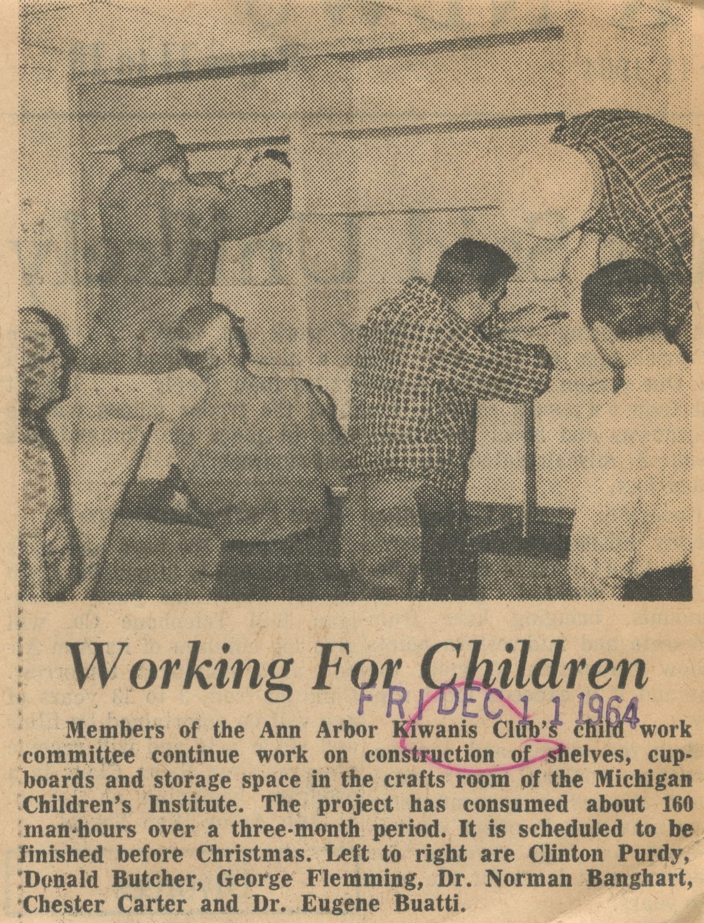Working For Children image