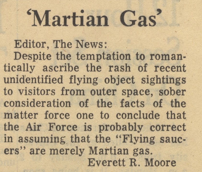 'Martian Gas' image
