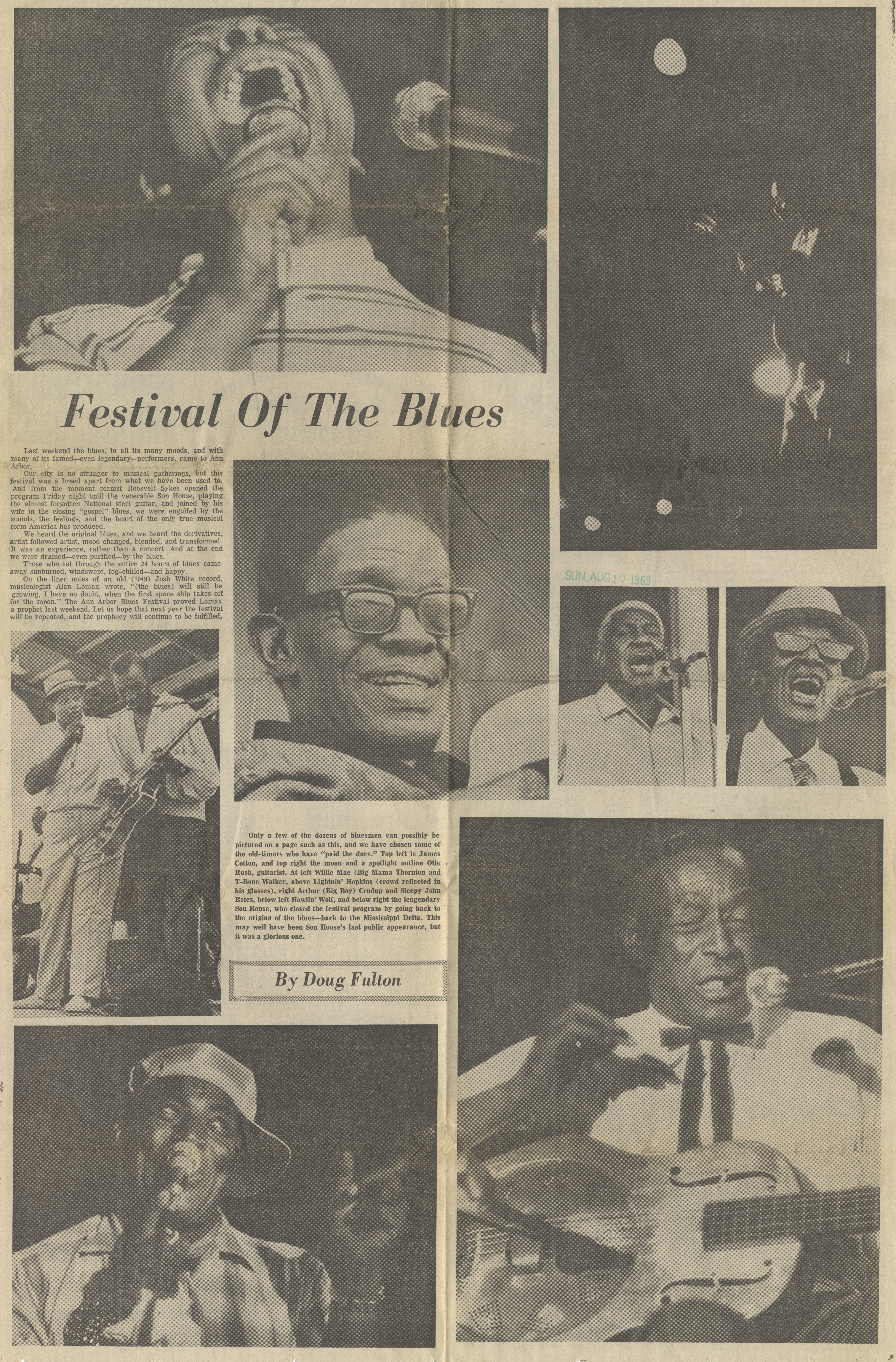 Festival of the Blues image