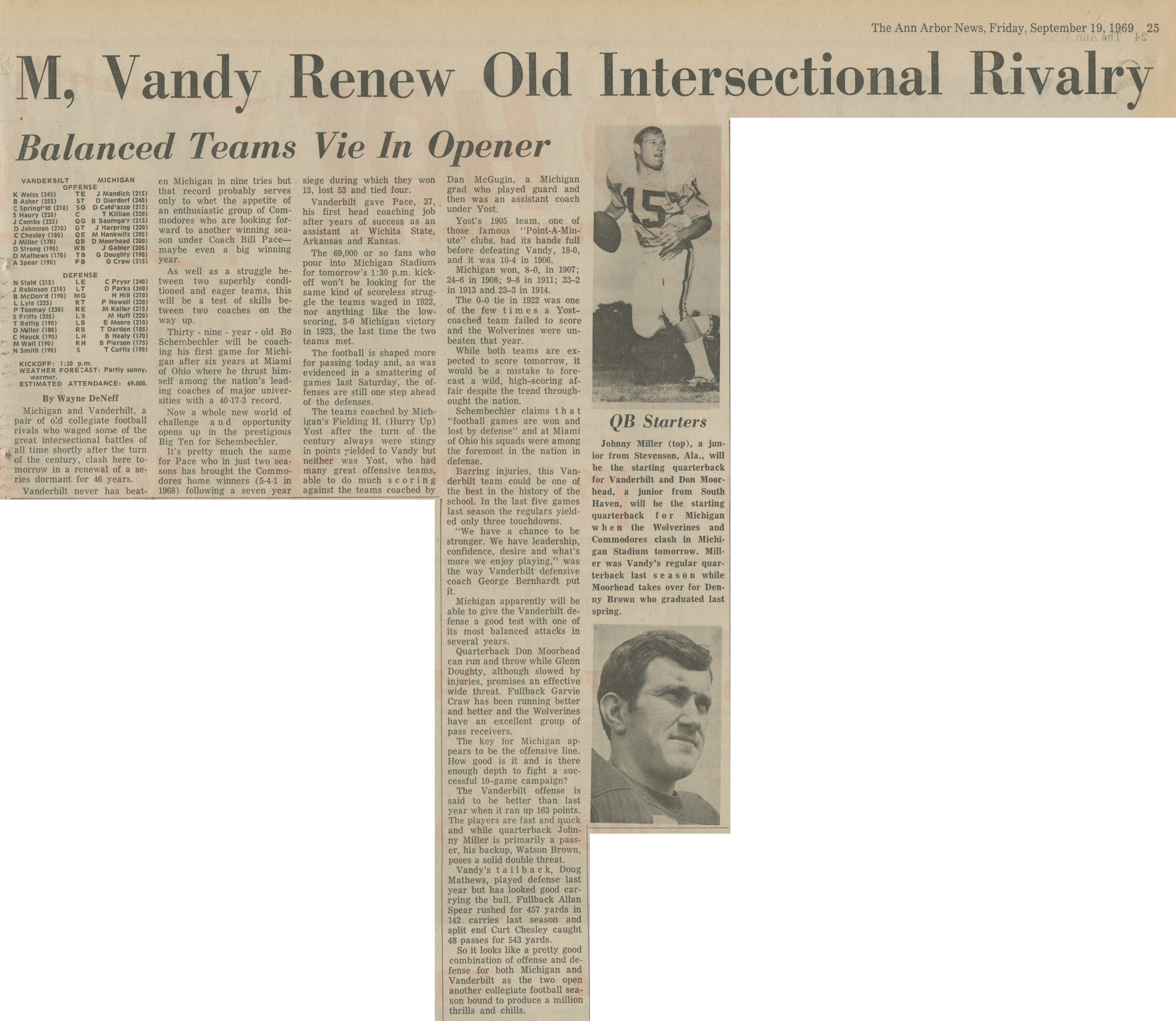 M, Vandy Renew Old Intersectional Rivalry image