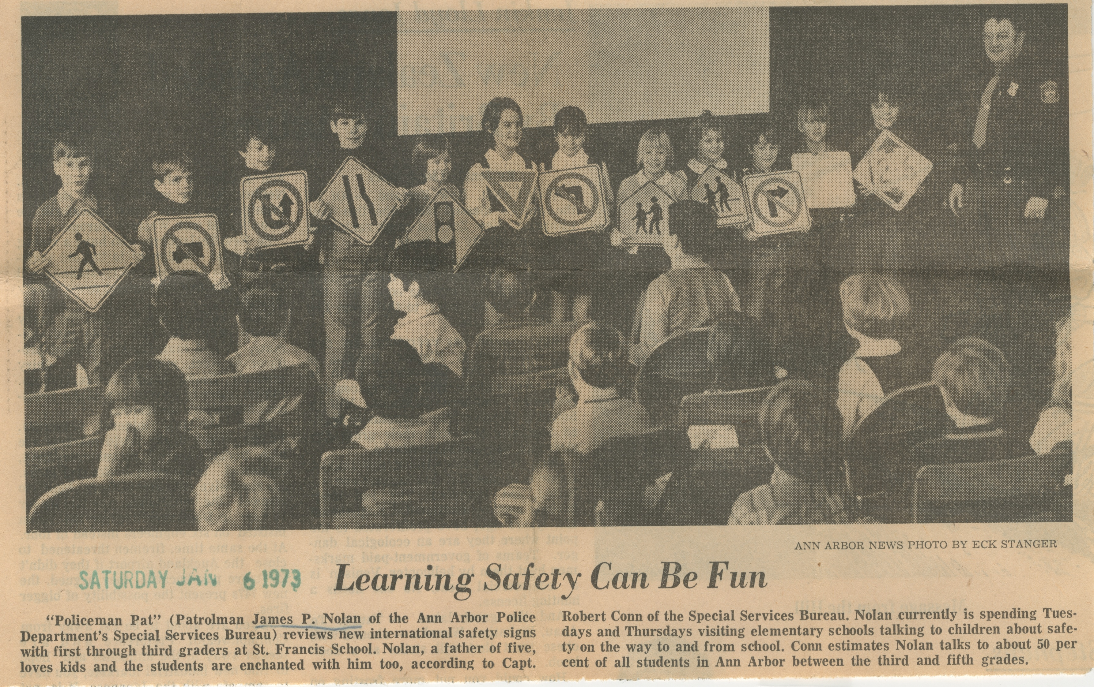 Learning Safety Can Be Fun image