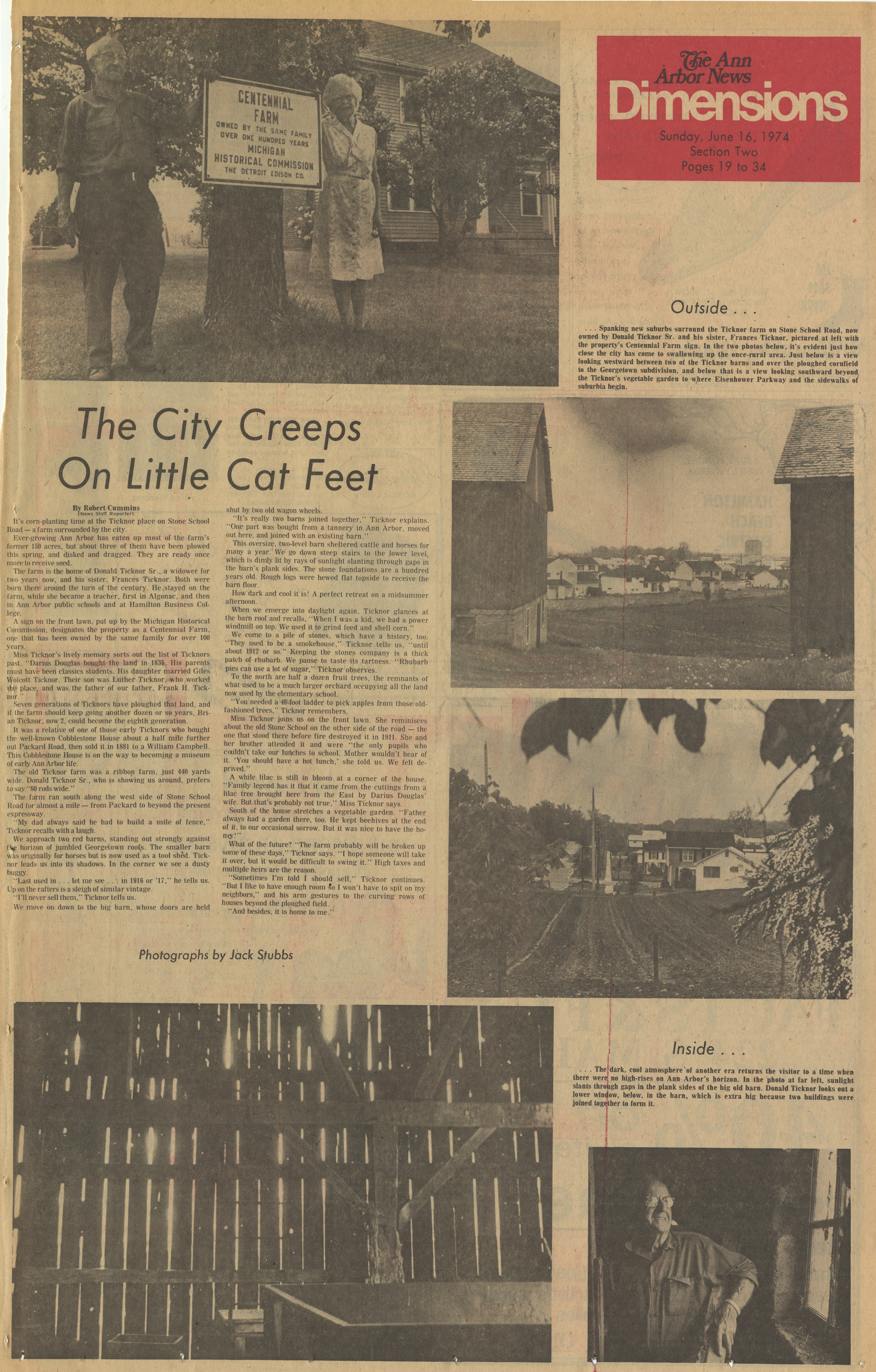 The City Creeps On Little Cat Feet image