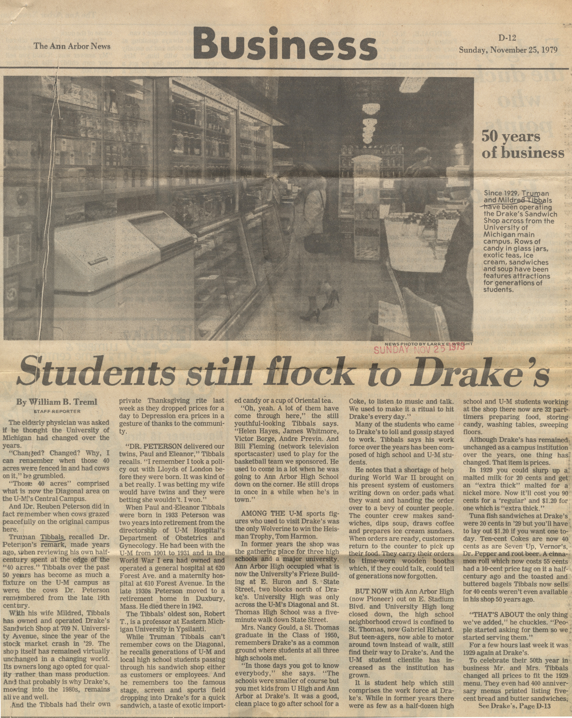 Students Still Flock To Drake's image