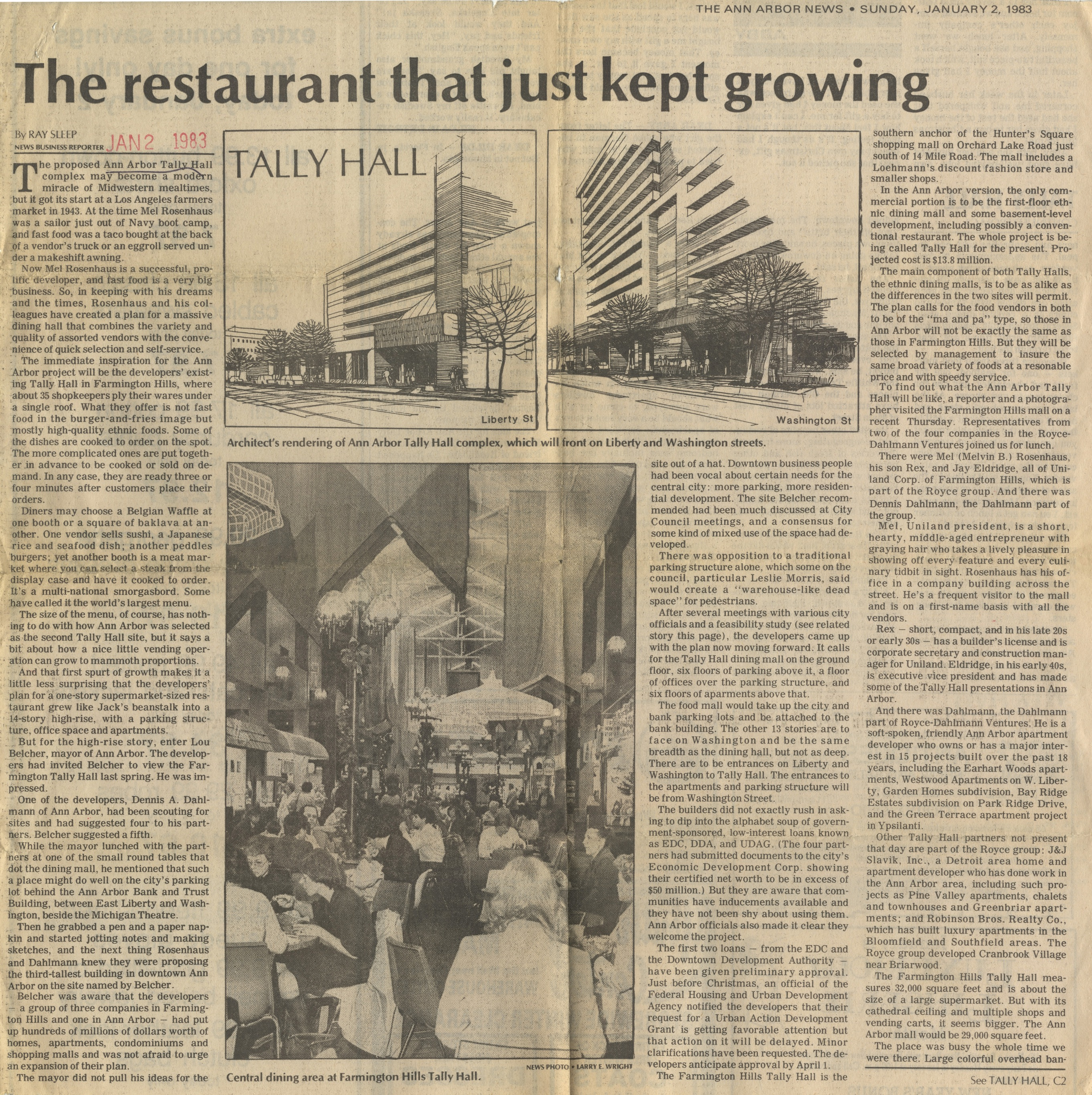 The Restaurant That Just Kept Growing image