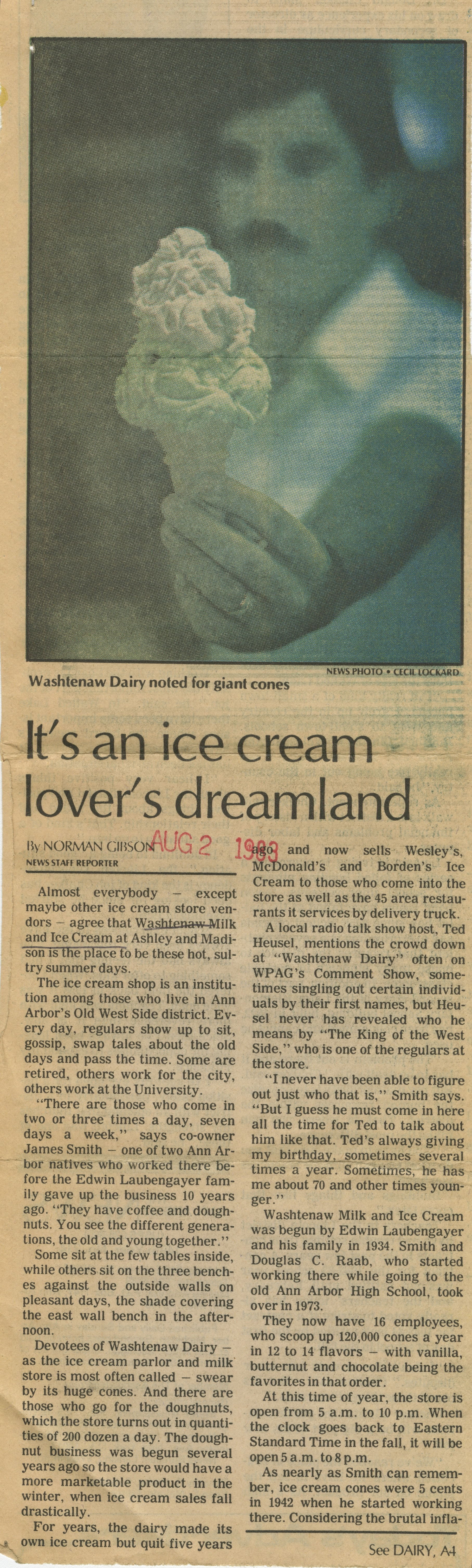It's an ice cream lover's dreamland image