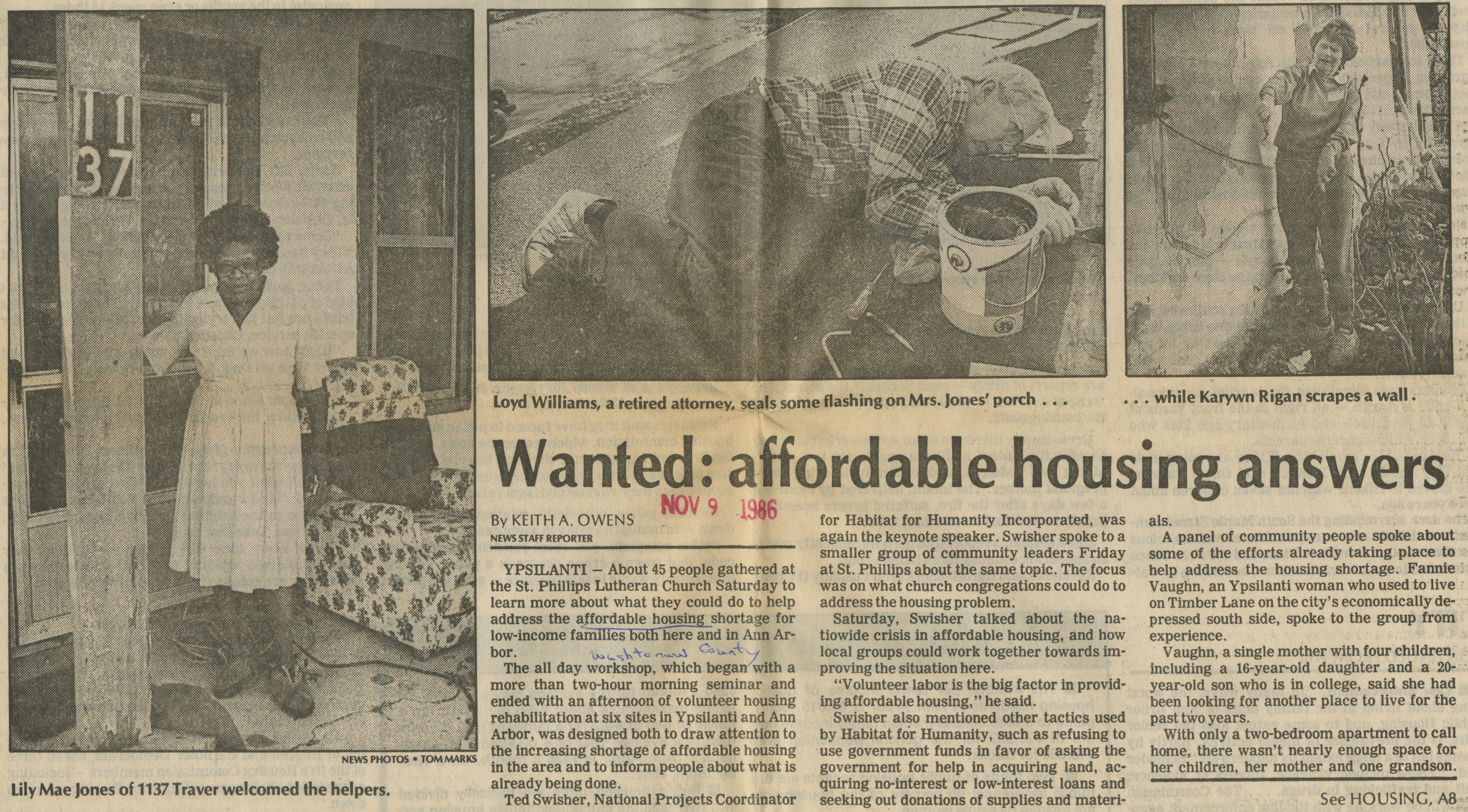Wanted: Affordable Housing Answers image