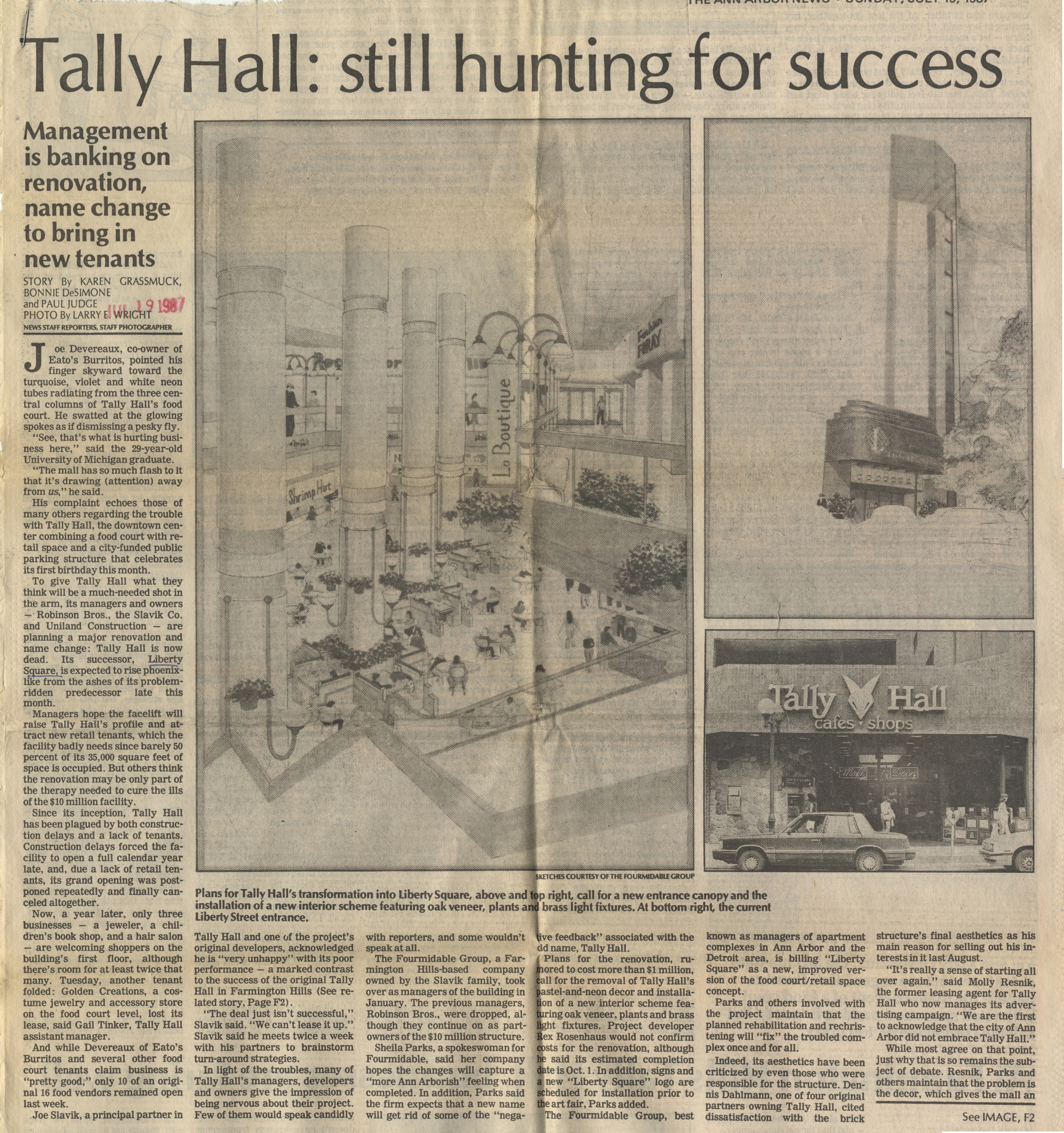 Tally Hall: Still Hunting For Success image