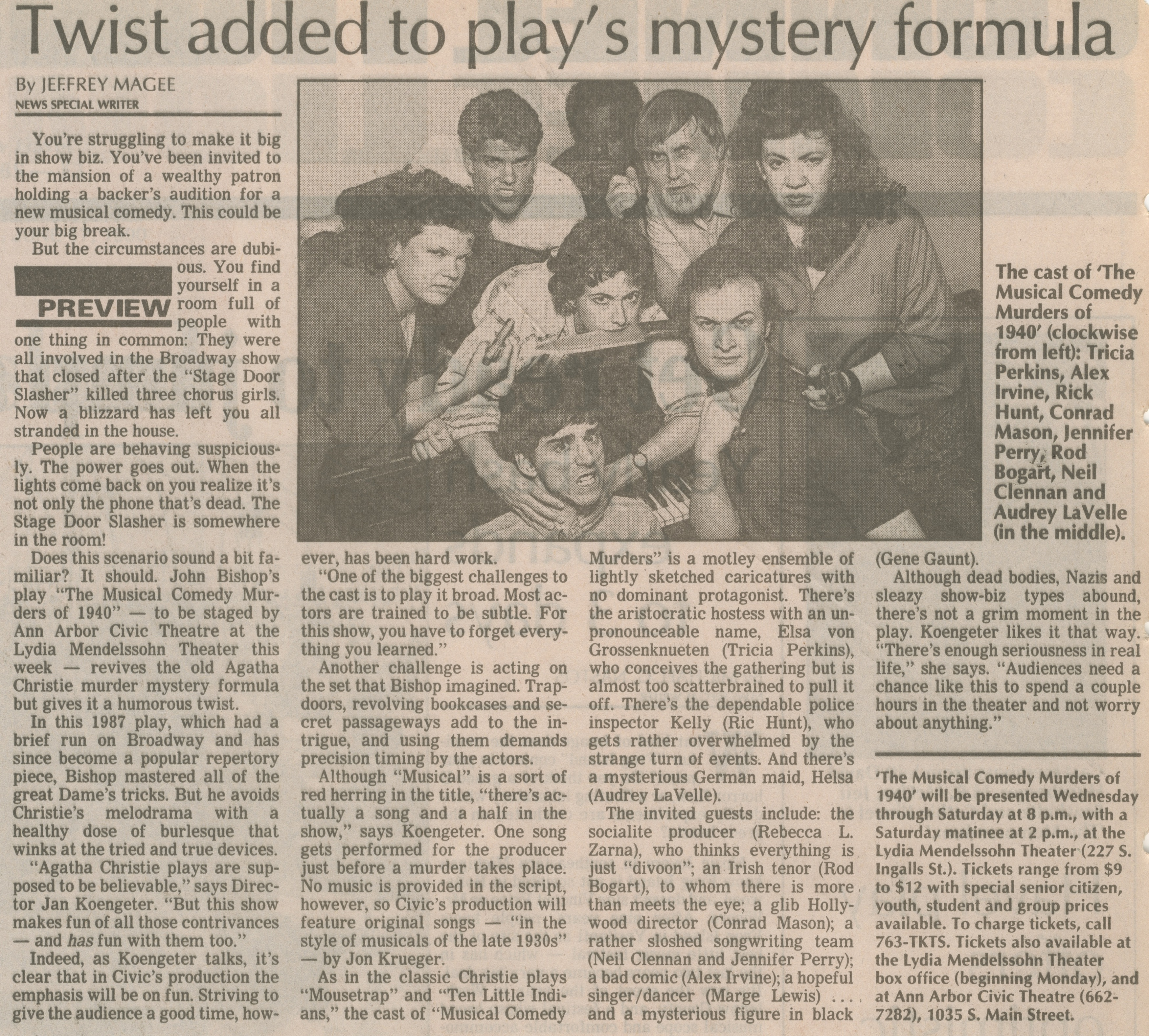 Twist Added To Play's Mystery Formula image