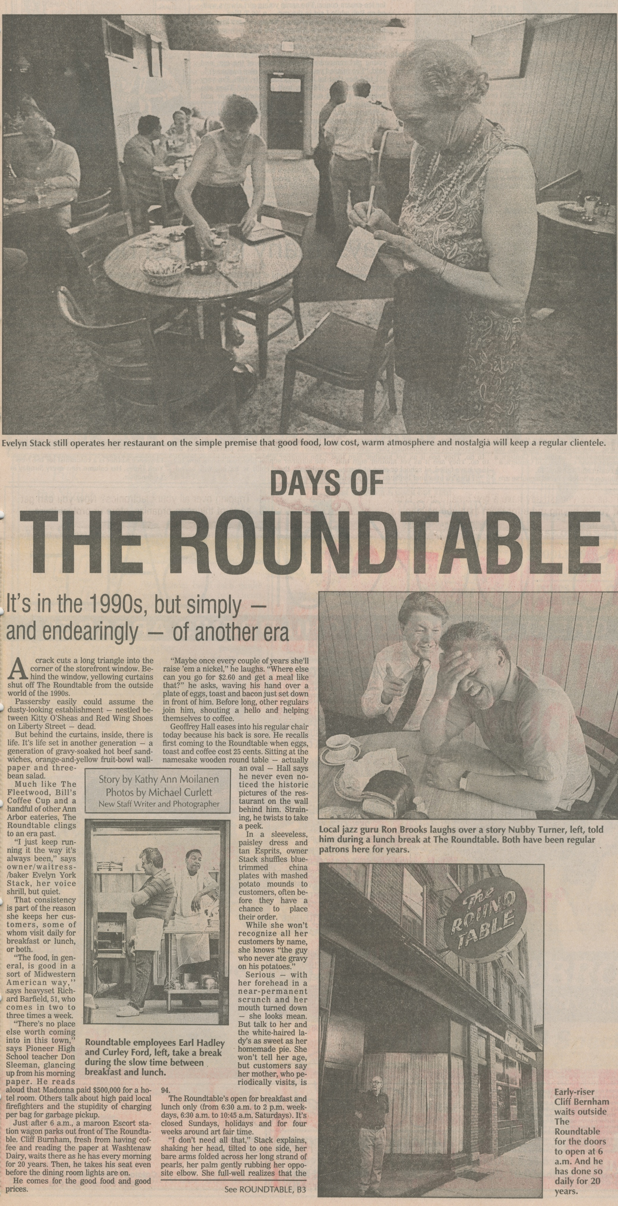 Days Of The Roundtable image