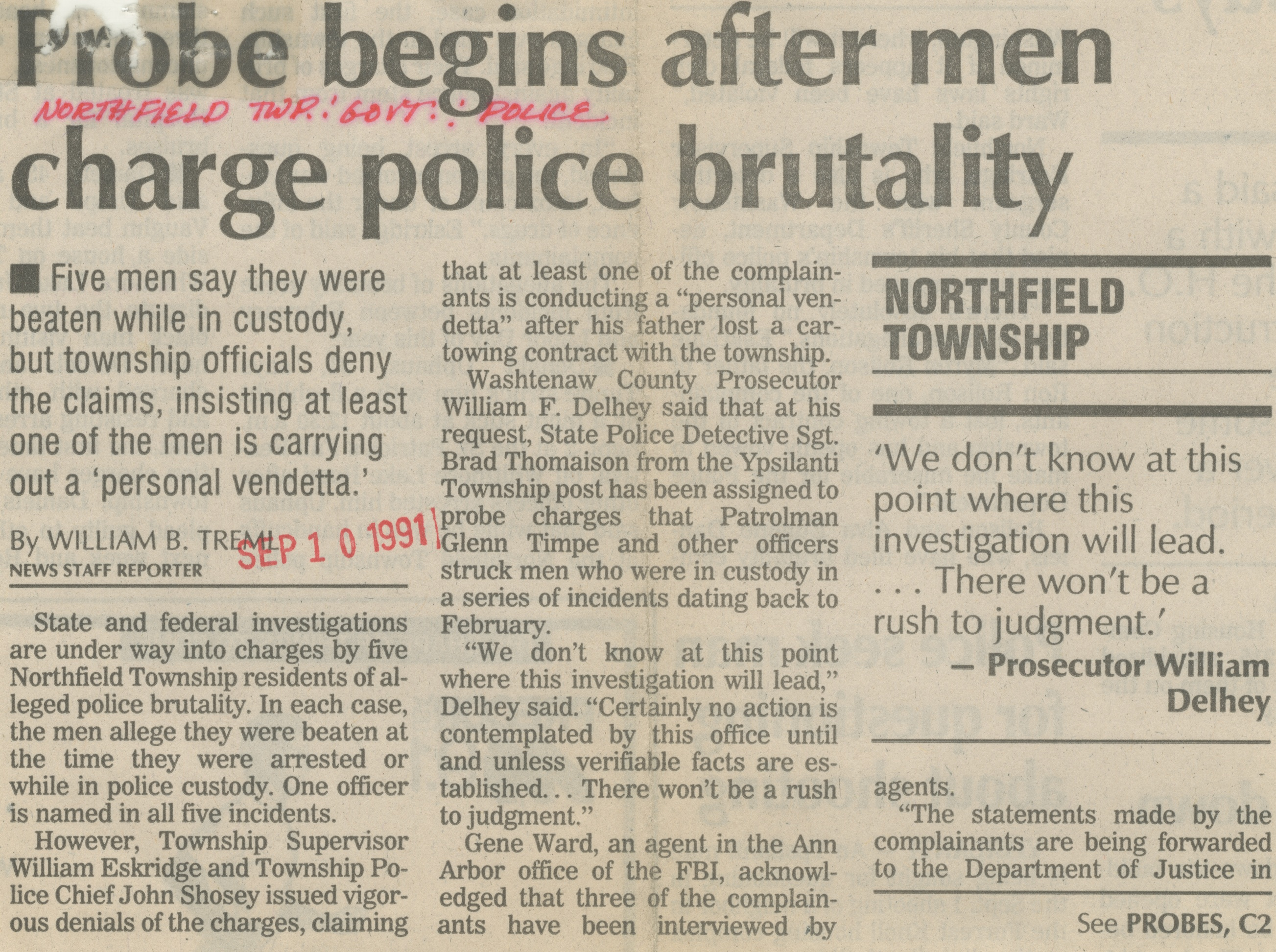 police brutality news articles