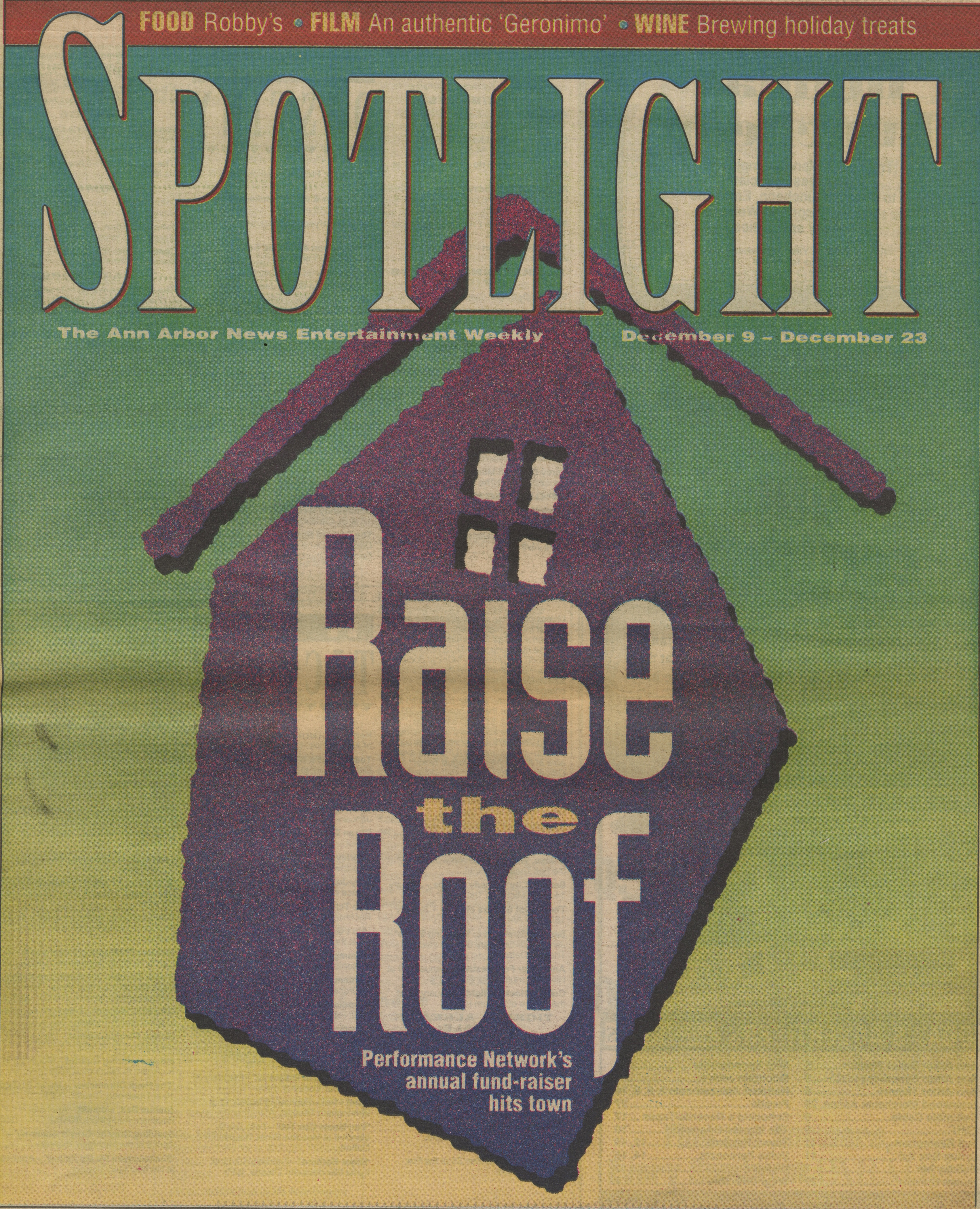 Anything's possible at 'Raise the Roof' image