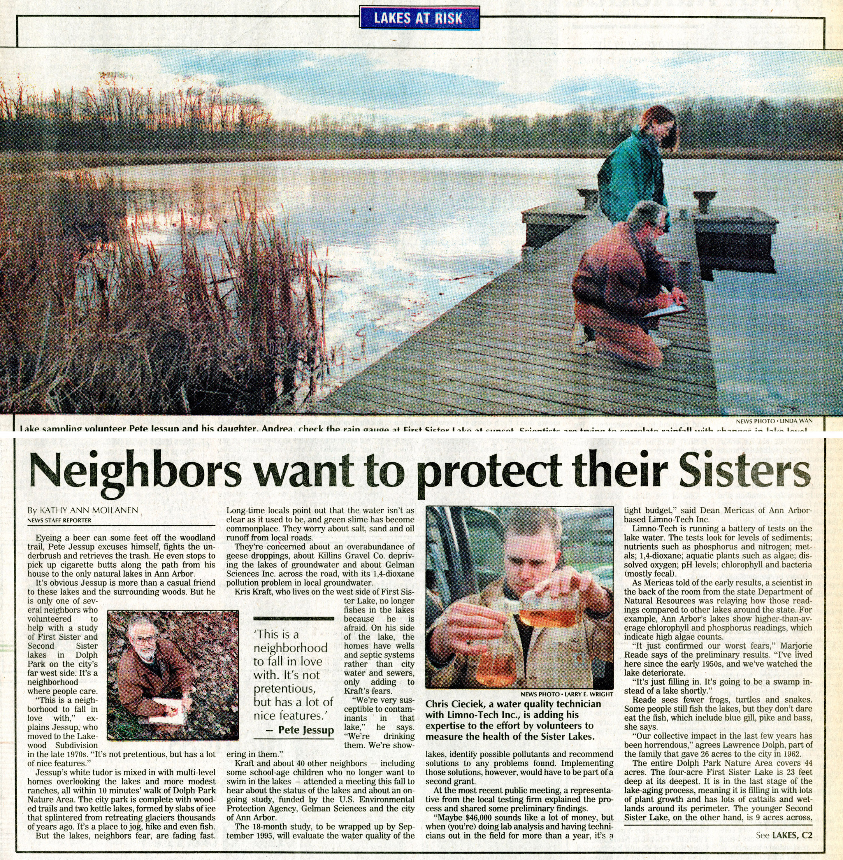 Neighbors Want to Protect Their Sisters image