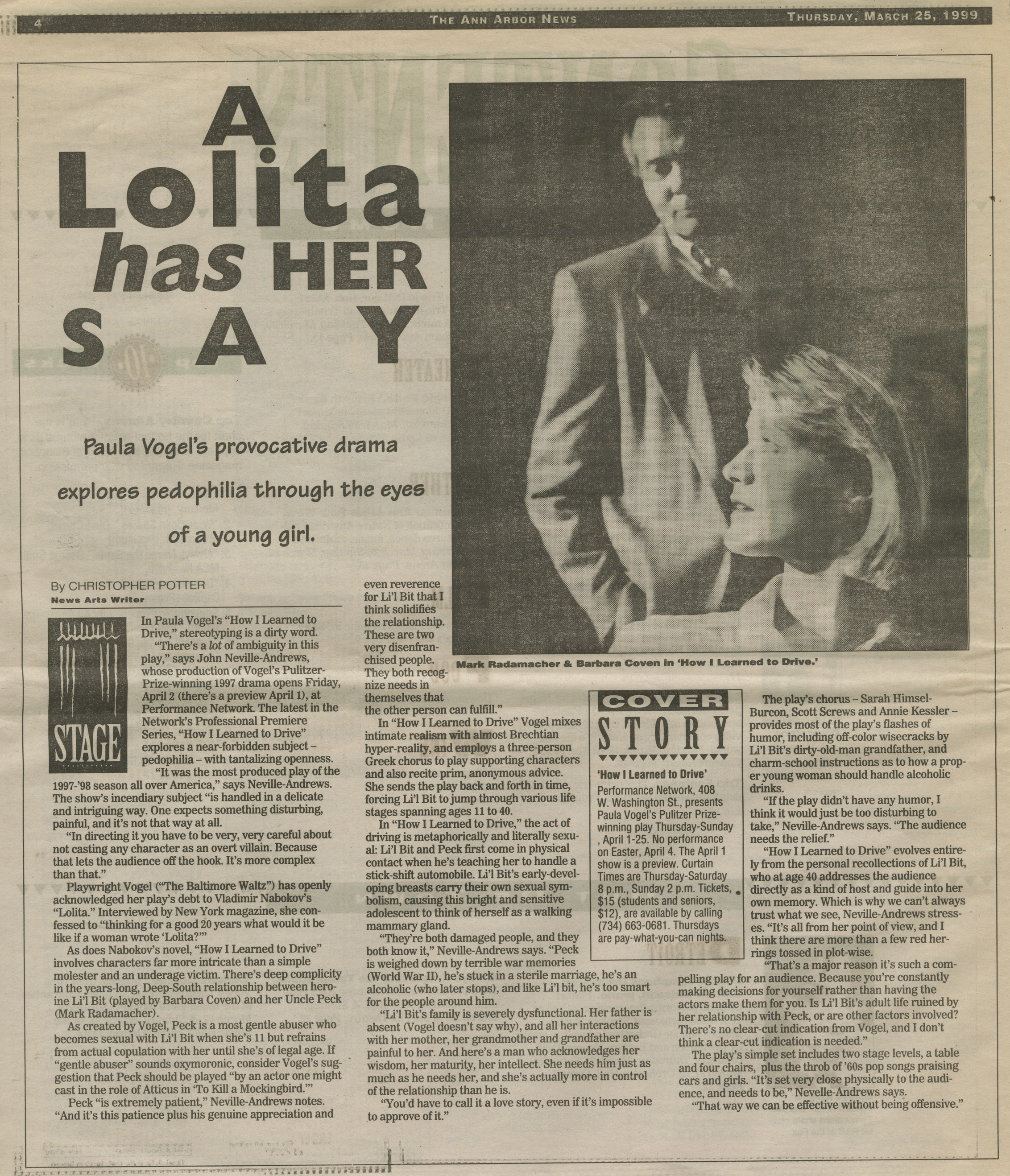 A Lolita has her say image