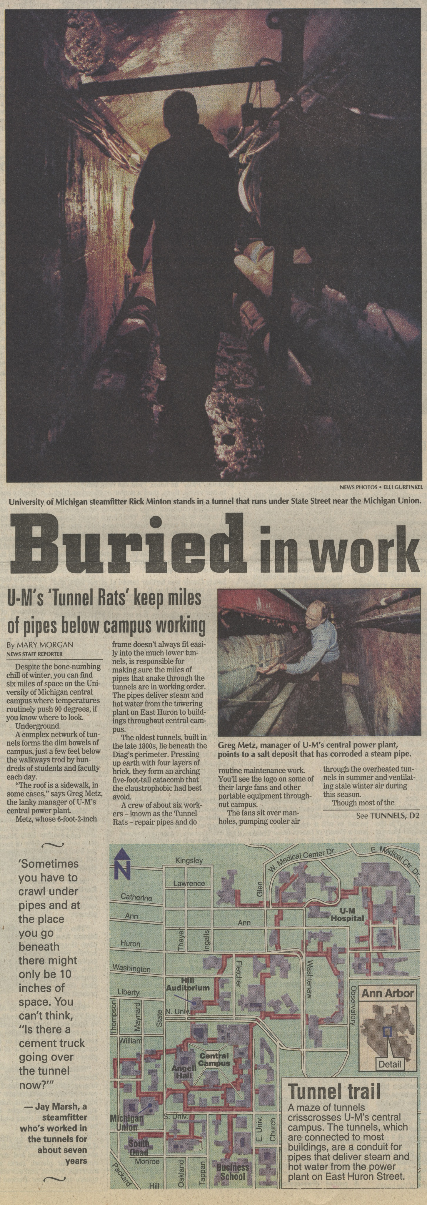 Buried In Work image