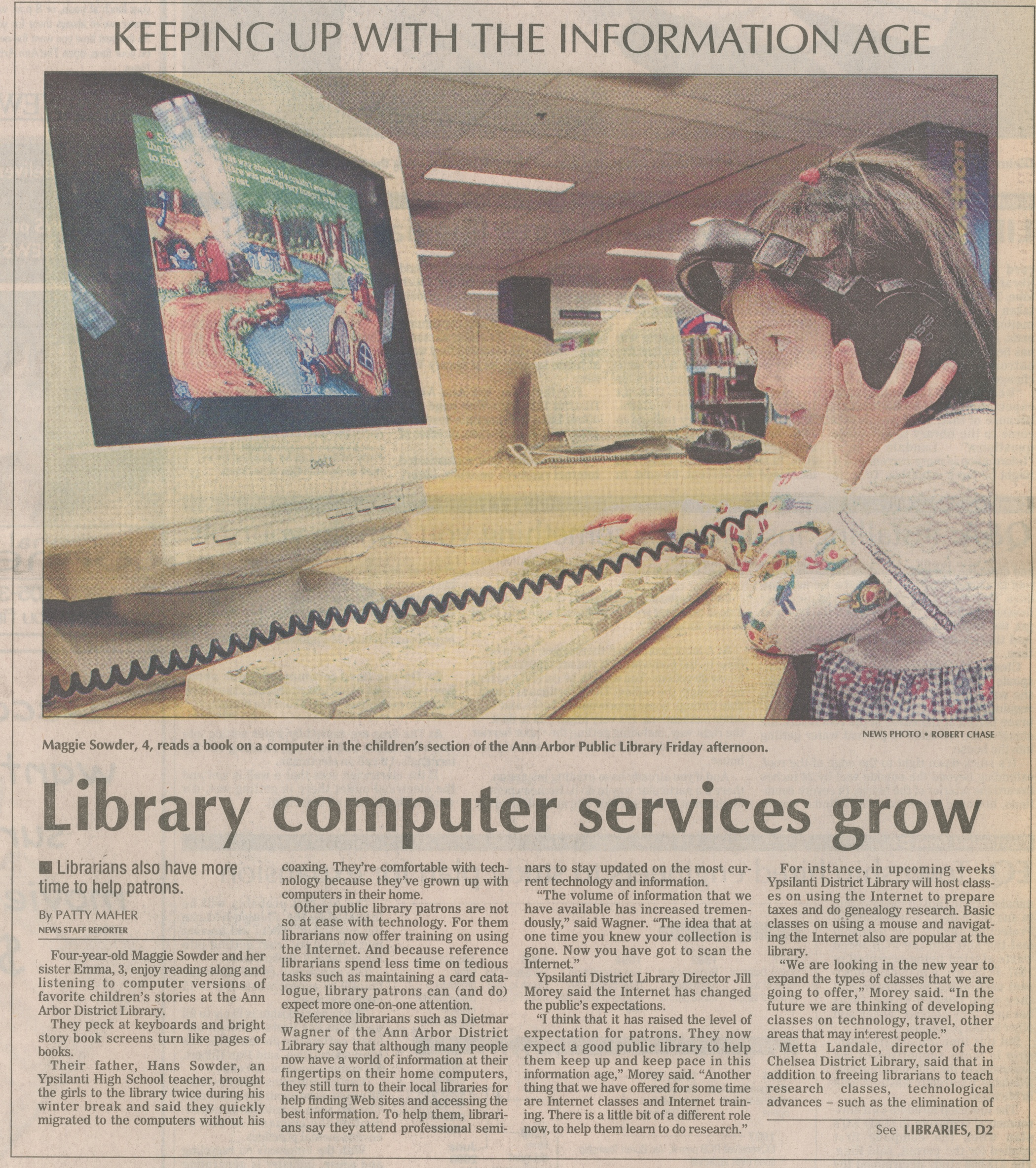 Library Computer Services Grow image