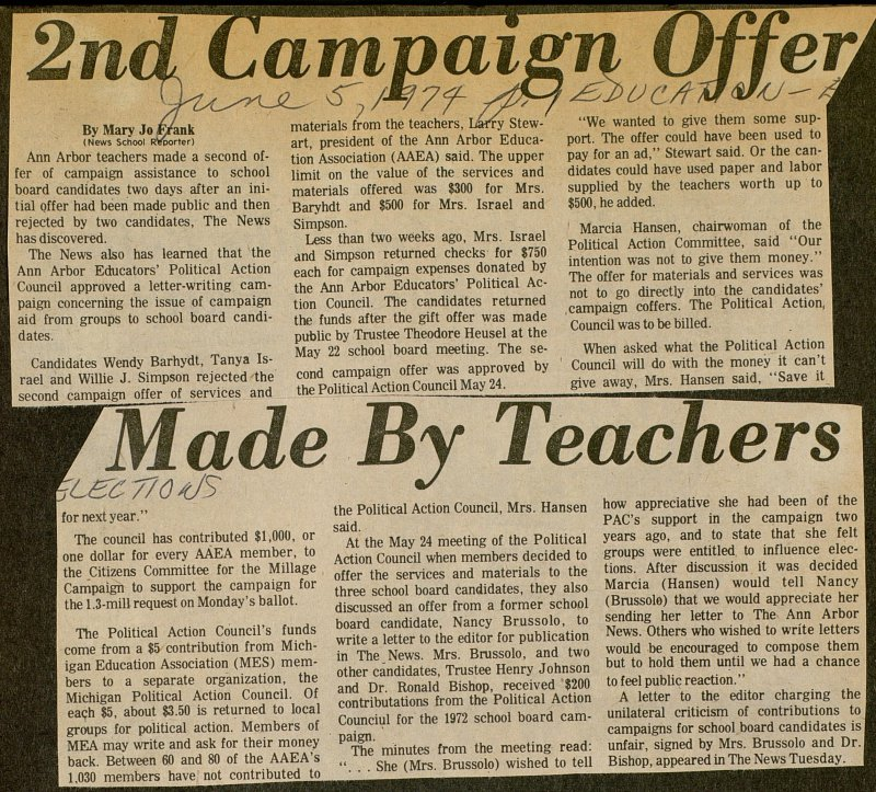 2nd Campaign Offer Made By Teachers image