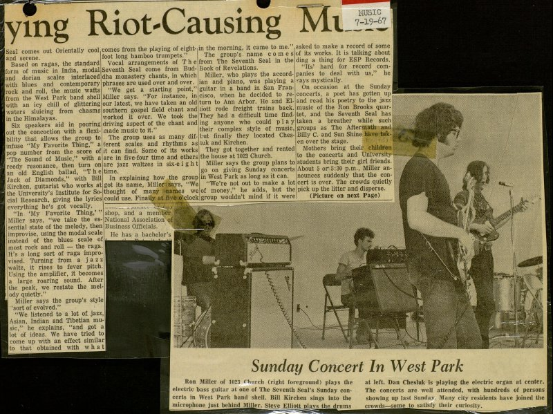 Local Group Denies Playing Riot-Causing Music image