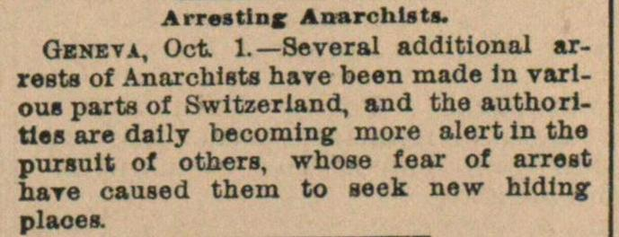 Arresting Anarchists image