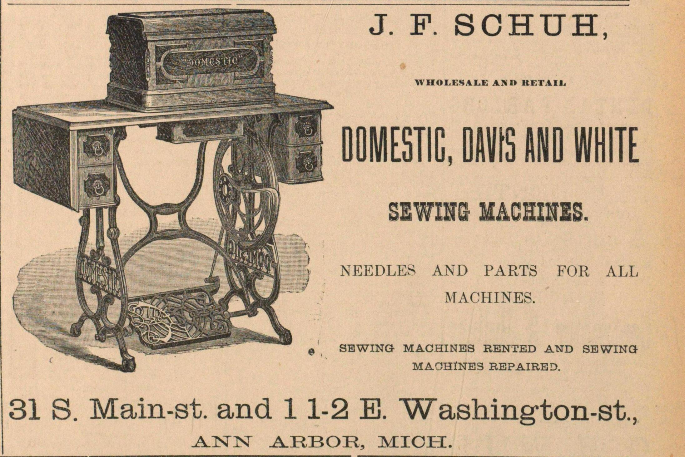 Sewing Machines image