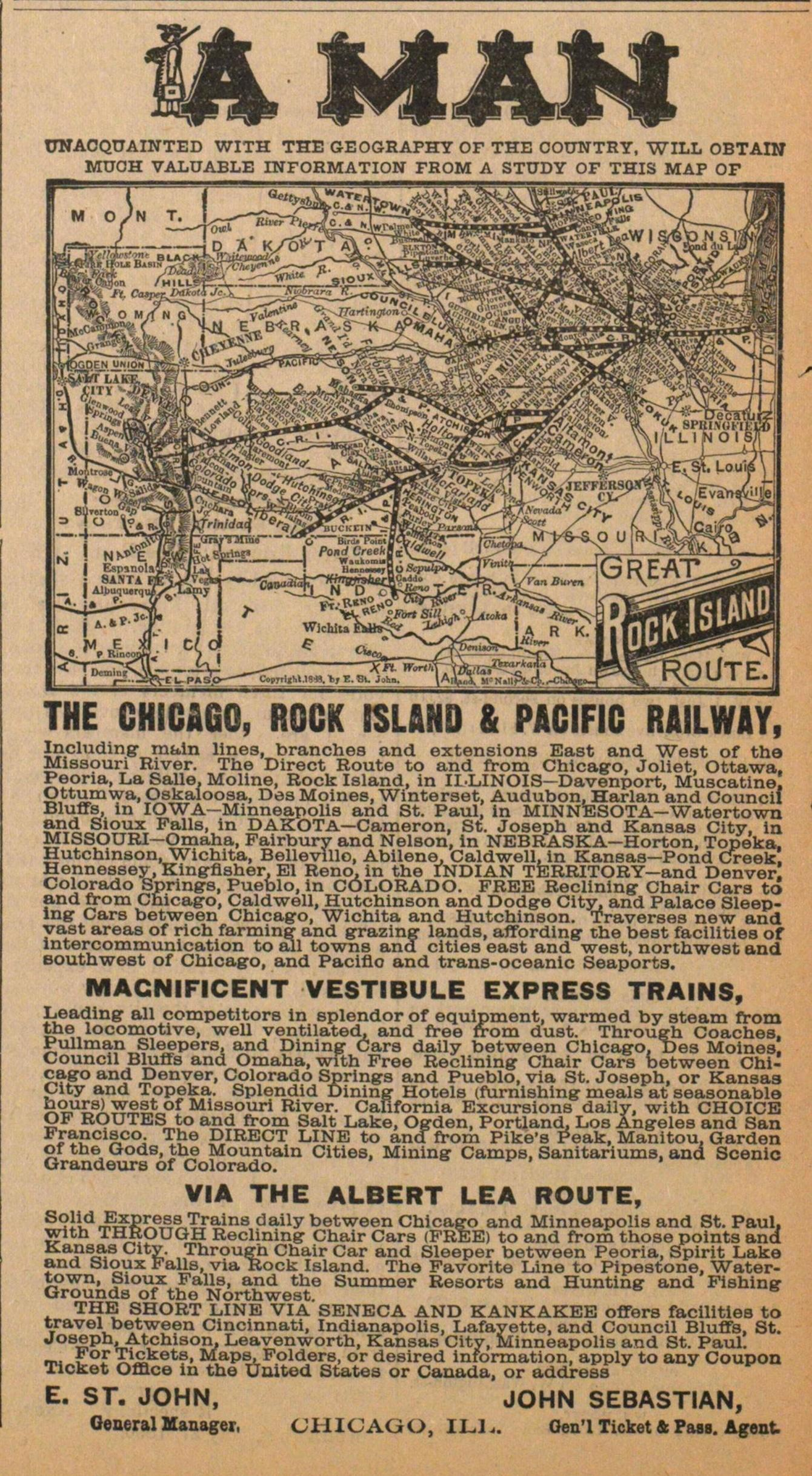 Great Rock Island Route image