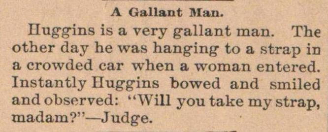 A Gallant Man image
