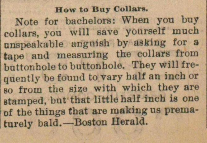 How To Buy Collars image