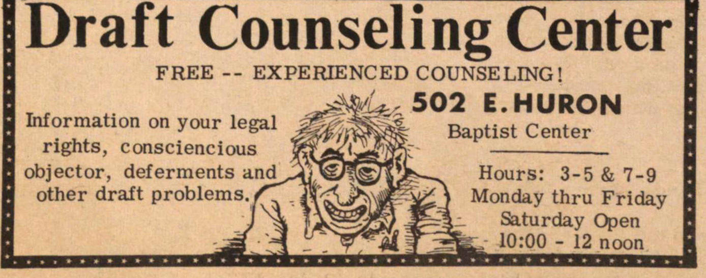Draft Counseling Center image