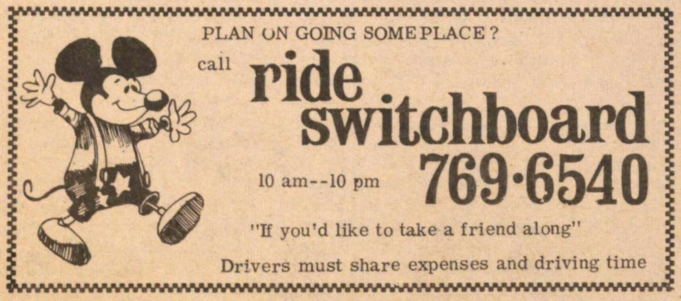 Ride Switchboard image