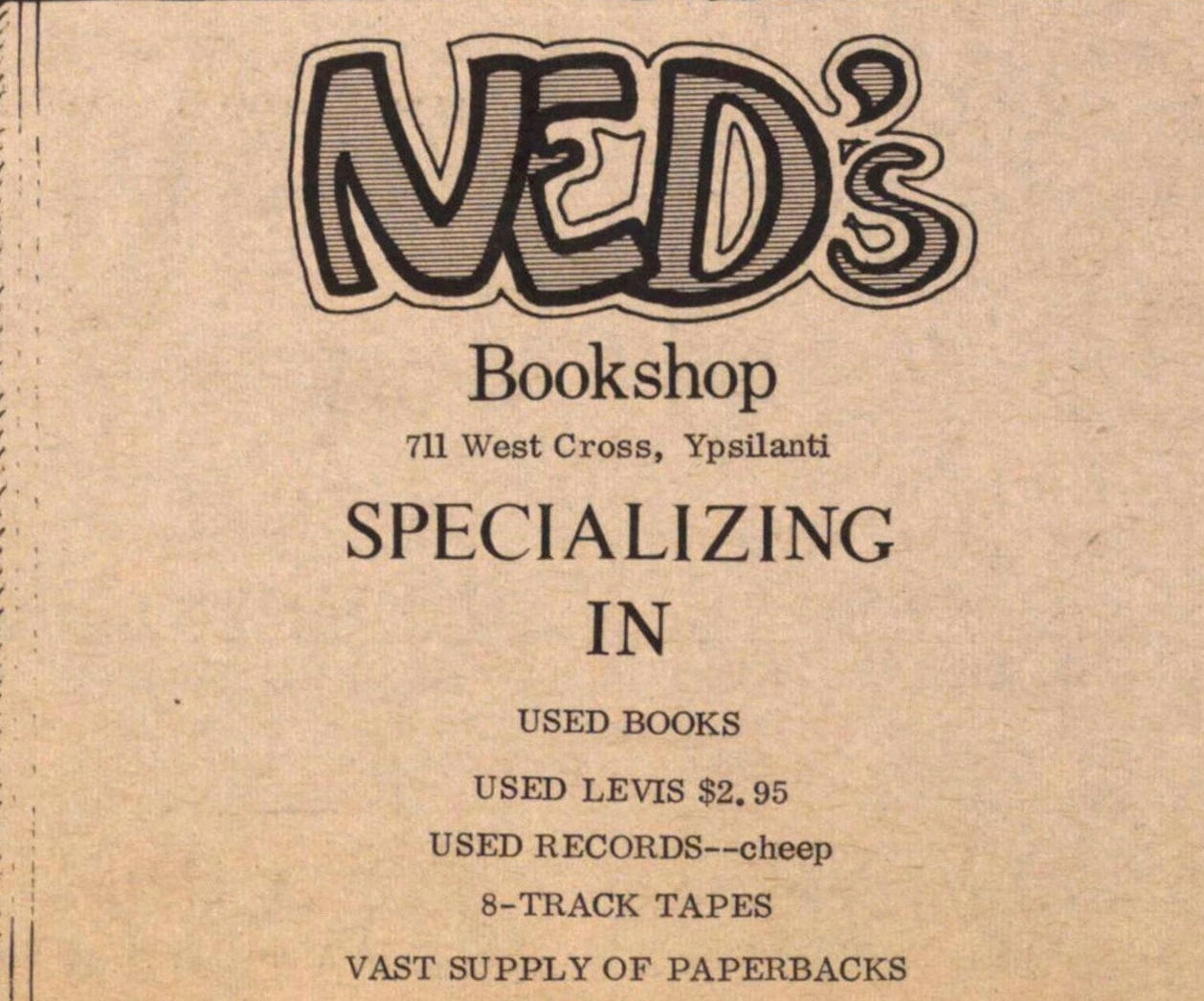 Ned's image