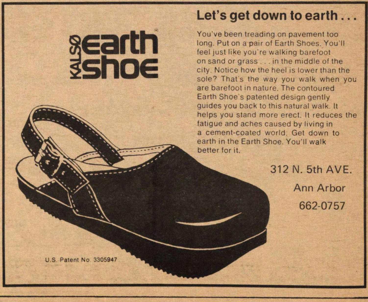 fa8f3e77ad8 Kalso Earth Shoe