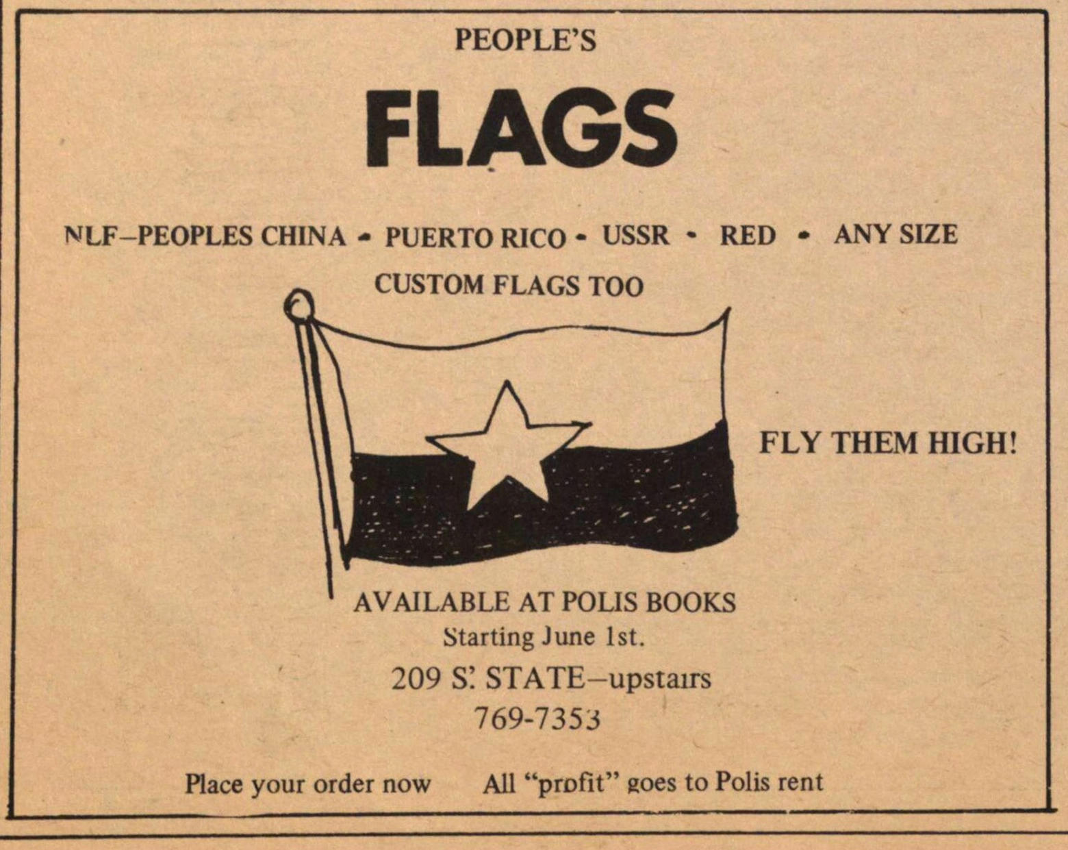 People's Flags image