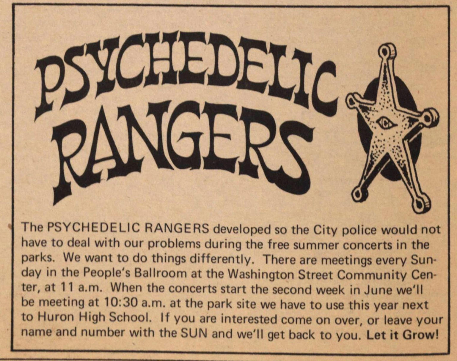 Psychedelic Rangers image
