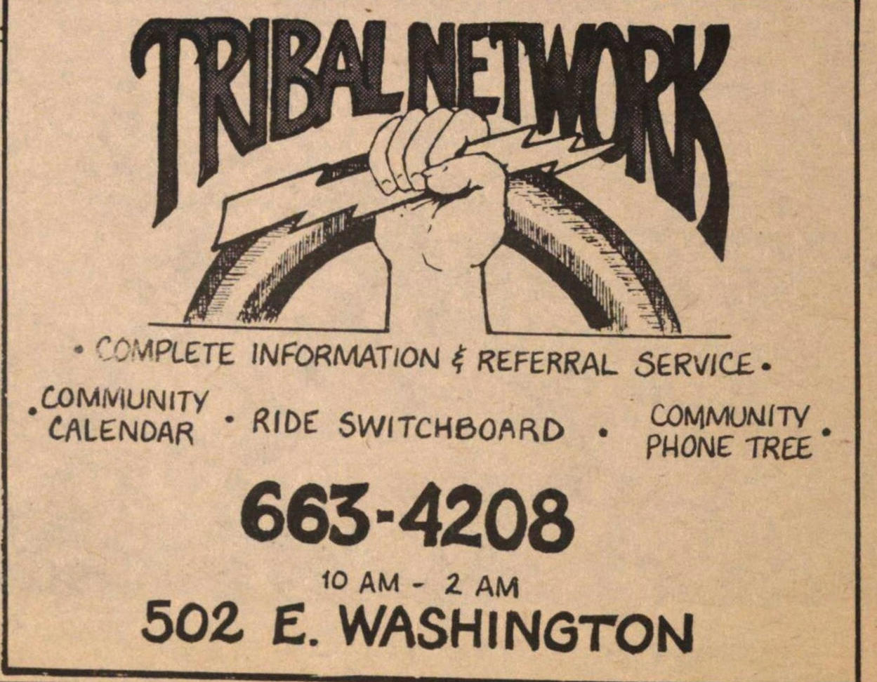 Tribal Network image